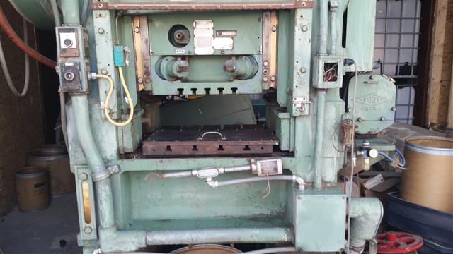 Minster Piecemaker II High Speed P2-20-24, Machine:3329, image:6