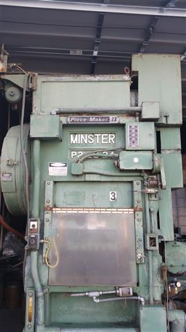 Minster Piecemaker II High Speed P2-20-24, Machine:3329, image:5