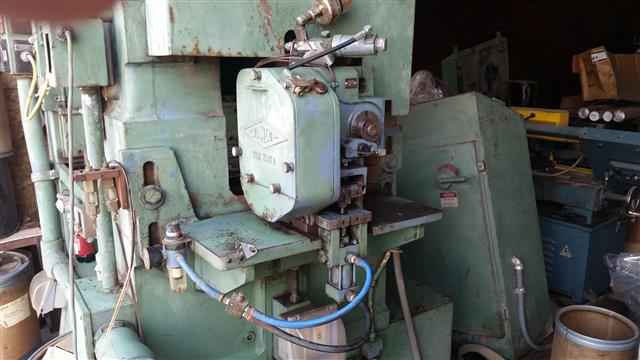 Minster Piecemaker II High Speed P2-20-24, Machine:3329, image:13
