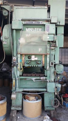 Minster Piecemaker II High Speed P2-20-24, Machine:3329, image:3