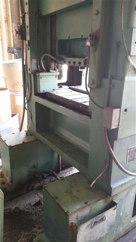 Minster Piecemaker II High Speed P2-20-24, Machine:3329, image:2