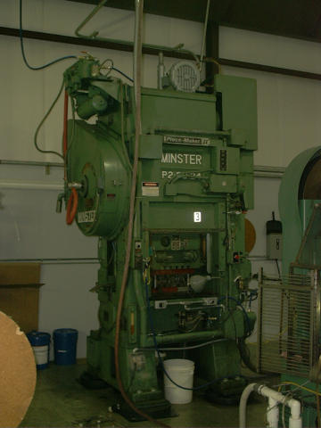 Minster Piecemaker II High Speed P2-20-24, Machine:3329, image:11