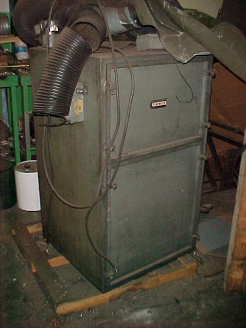 Torit Dust Collector, Machine ID: 3785