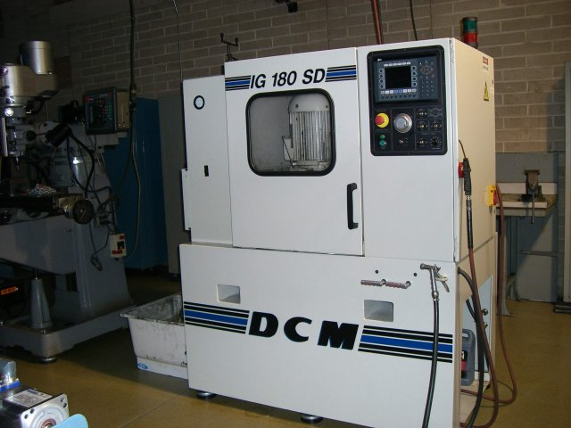 DCM IG 180 SD, Machine ID: 4152