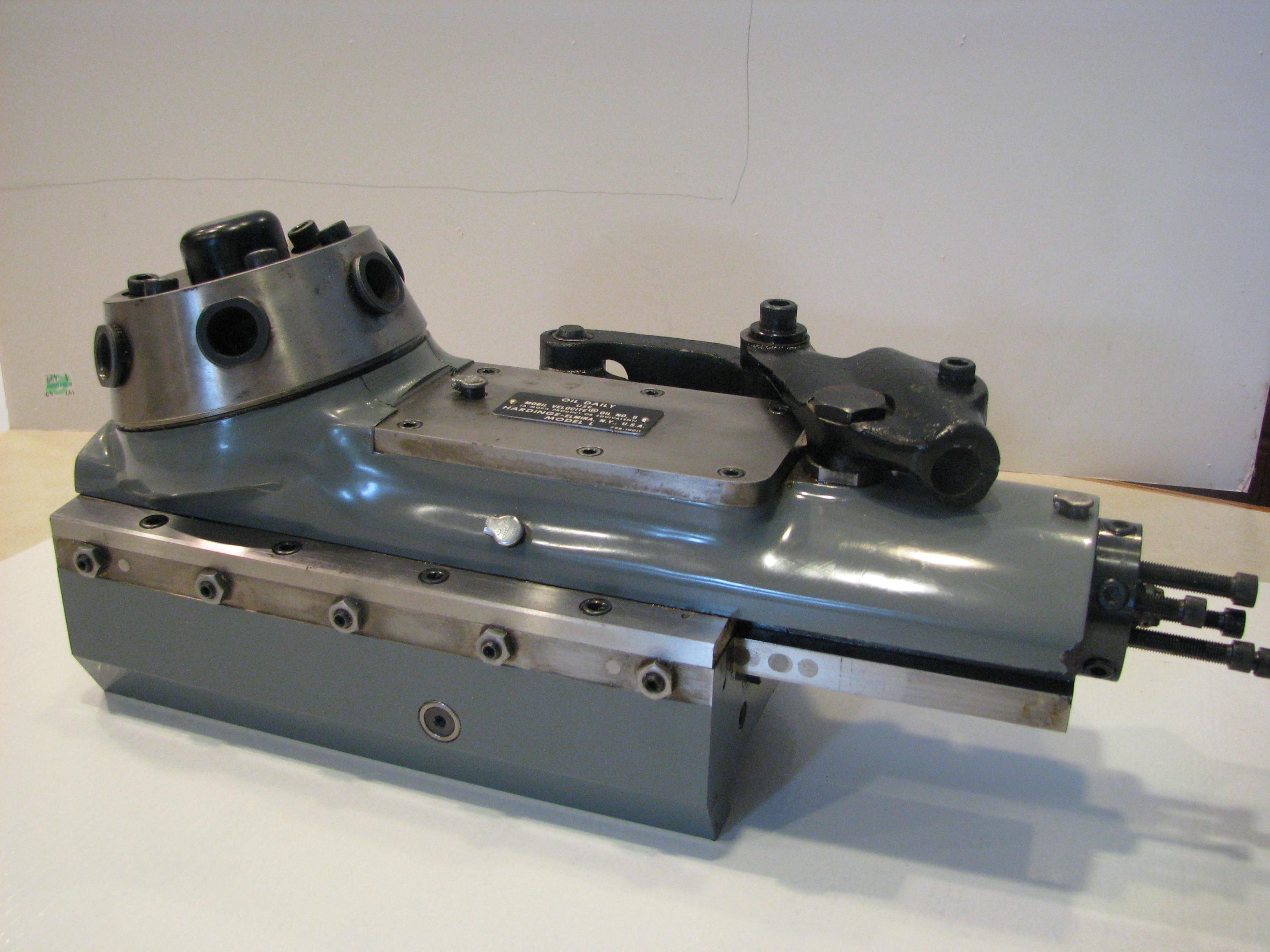 Superior Machinery Hardinge Model L 6 Position Ball Bearing
