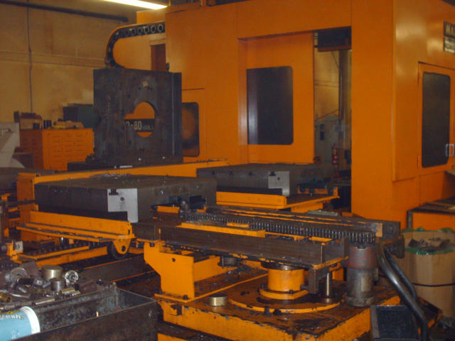 Mazak H-22, Machine ID: 4455