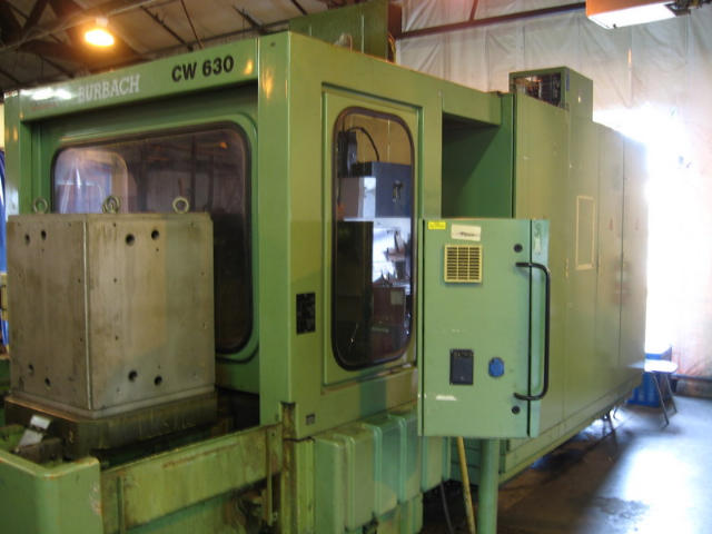 Heckert CW-630/2, Machine:4545, image:3
