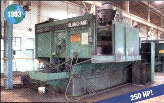 Blanchard 54HD-100, Machine ID: 4567