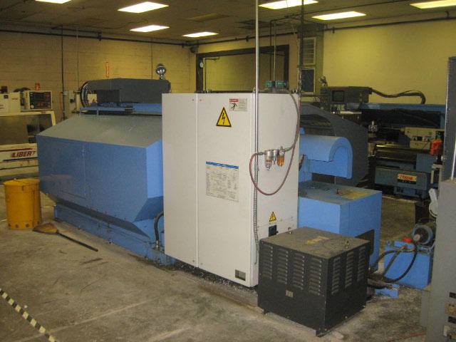 Mazak M5 N, Machine ID: 4619