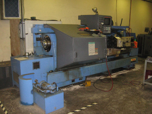 Mazak M5 N, Machine ID: 4620