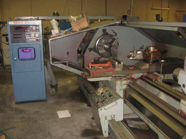 Mazak M-5, Machine ID: 4624