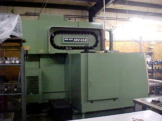 Mori-Seiki MV-65B, Machine:4650, image:2