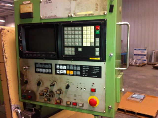 Mori-Seiki MV-65B, Machine:4650, image:1