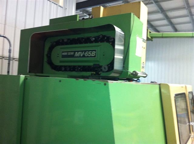 Mori-Seiki MV-65B, Machine:4650, image:8