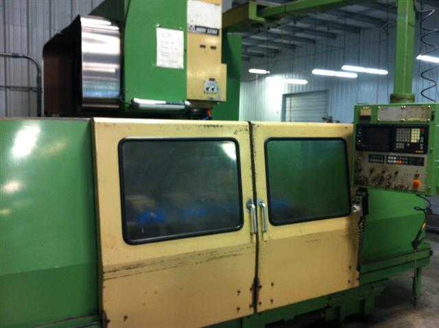 Mori-Seiki MV-65B, Machine:4650, image:7