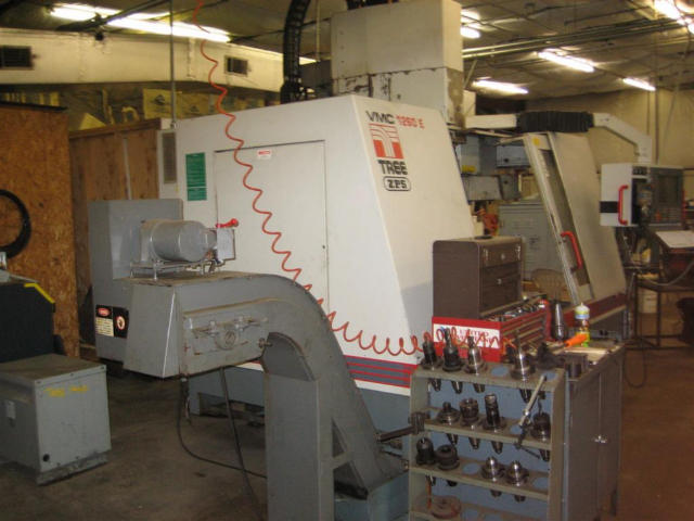Tree VMC-1260E, Machine:4673, image:15