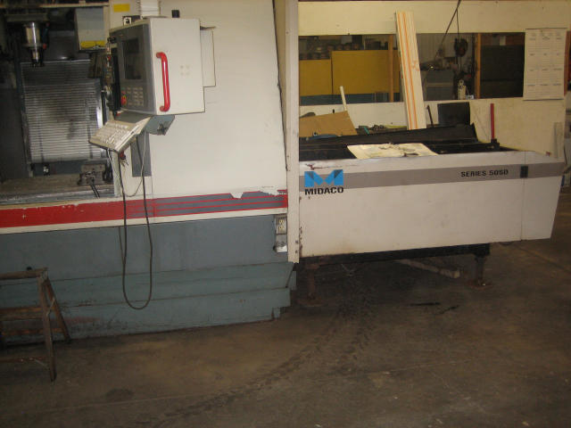 Tree VMC-1260E, Machine:4673, image:13