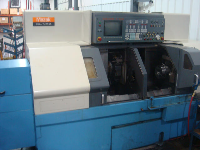 Mazak Dual Turn 20, Machine ID: 4753