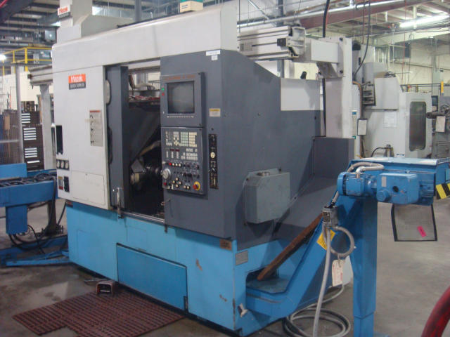 Mazak Quick Turn-20, Machine ID: 4755