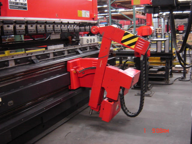 Amada Astro 100MH, Machine ID:4791