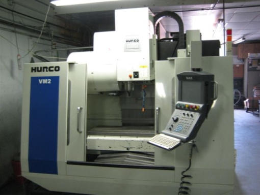 Hurco VM2, Machine ID: 4792
