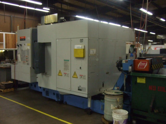 Mazak FH-4800, Machine ID: 4812