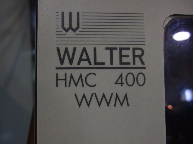 Walter Helitronic Power HMC400, Machine ID:4817