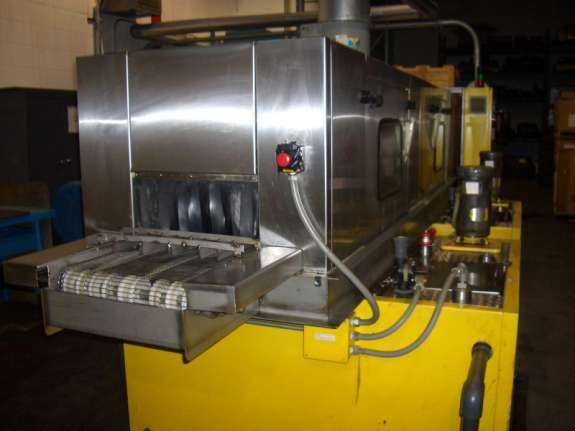 Clean Machine CM-18-2-2-E, Machine ID: 4934