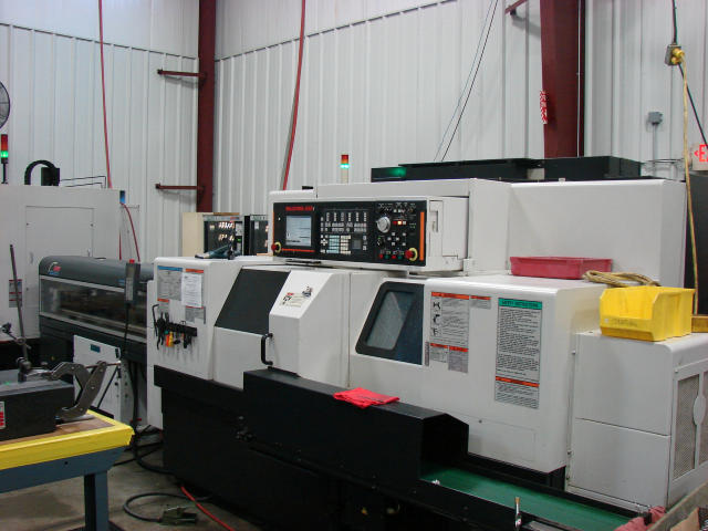 Mazak Multiplex 6200, Machine ID: 4938