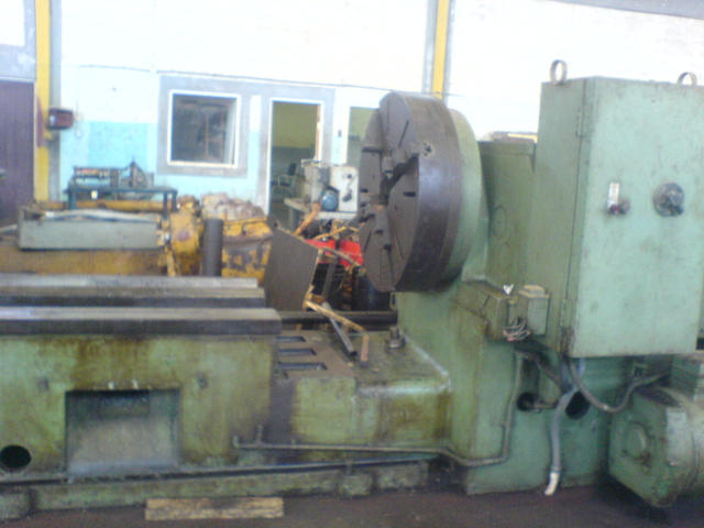 Broadbent Schofiled Gap Bed Lathe, Machine ID: 4962