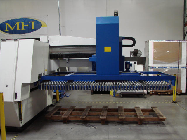 Trumpf Trumatic L2510, Machine ID: 4983
