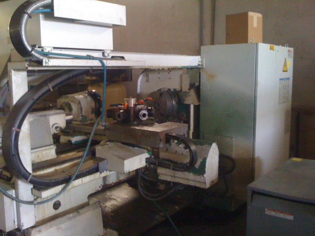 Mazak M-4/1000, Machine ID: 5010