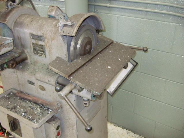 Ex-Cell-O 48-0 Bench Grinder, Machine ID: 5017