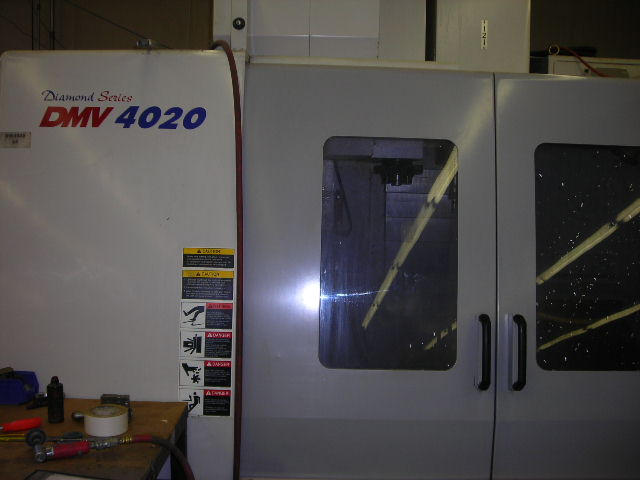 Daewoo DMV4020, Machine ID: 5036