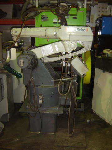 Panasonic Articulated Industrial Robot, Machine ID: 5056