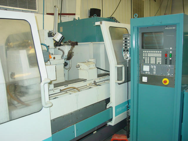 Kellenberger RS-M 175/1000 CNC Cylindrical Grinder, Machine ID: 5114