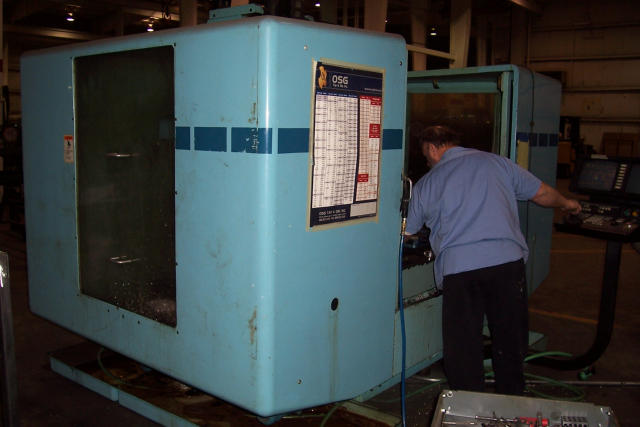 Hurco 40 SLV, Machine ID: 5122