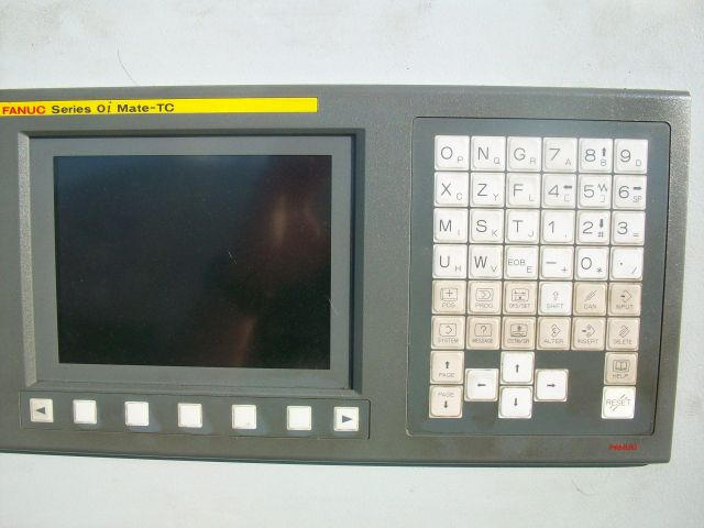 Ganesh CNC Miniturn 05-321, Machine ID: 5164