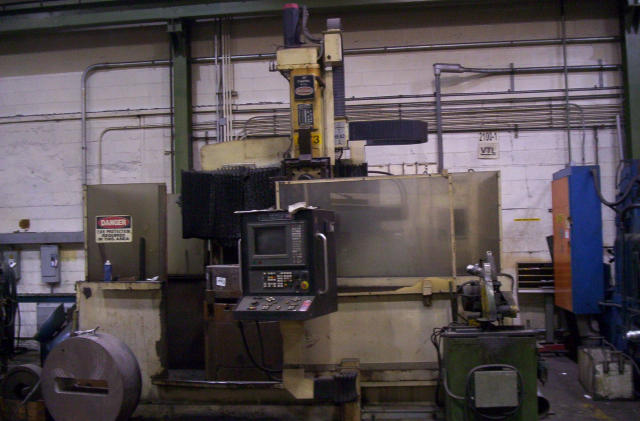 "Bullard 36"" Dynatrol CNC VTL image is available"