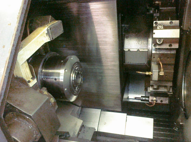 Mazak Dual Turn 20, Machine ID: 5244