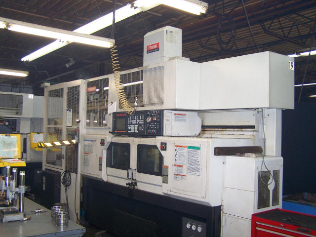 Mazak Multiplex 6200Y, Machine ID: 5260
