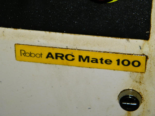 Fanuc ARC Mate 100 Robot, Machine ID:5294