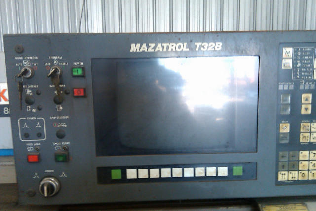 Mazak Quick Turn-8, Machine ID: 5332
