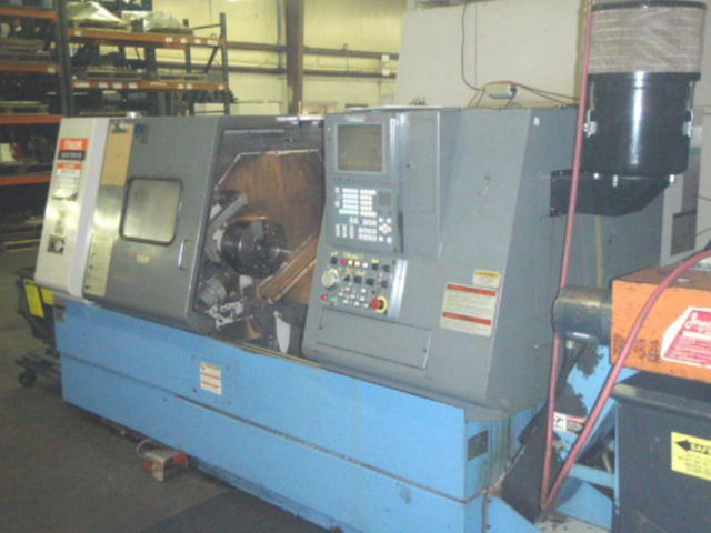 Mazak Quick Turn 300/650, Machine ID: 5397