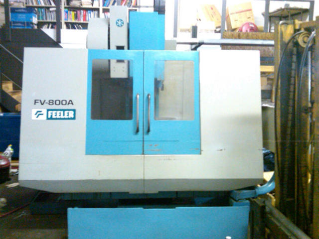Feeler FV800A, Machine ID:5432