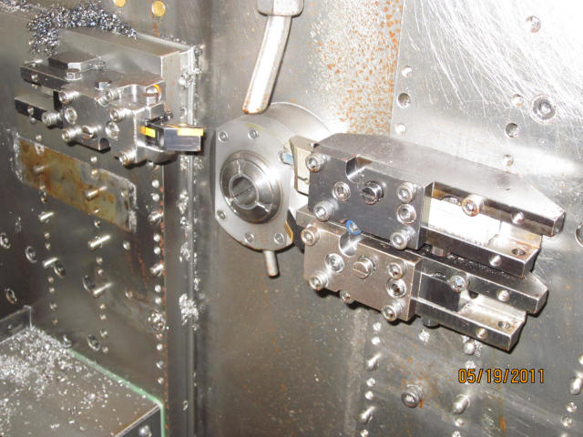 Tornos Bechler Deco 2000/20, Machine ID: 5481