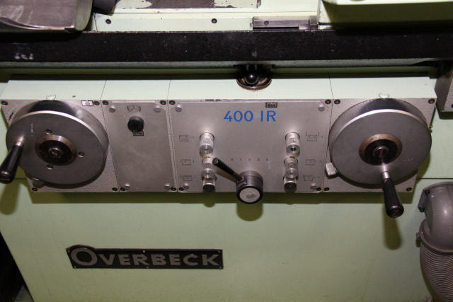 Overbeck 400 IR, Machine ID: 5490