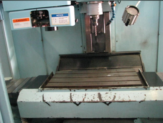 Hurco BMC-20, Machine ID: 5495