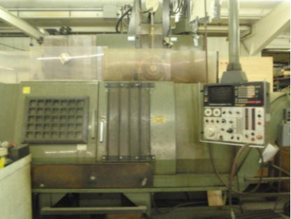OM TM2-10N Vertical Turning Lathe image is available
