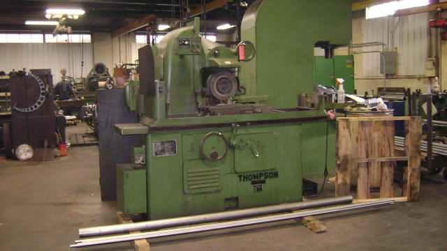 Thompson Heavy Duty Horizontal Surface Grinder, Machine ID: 5530